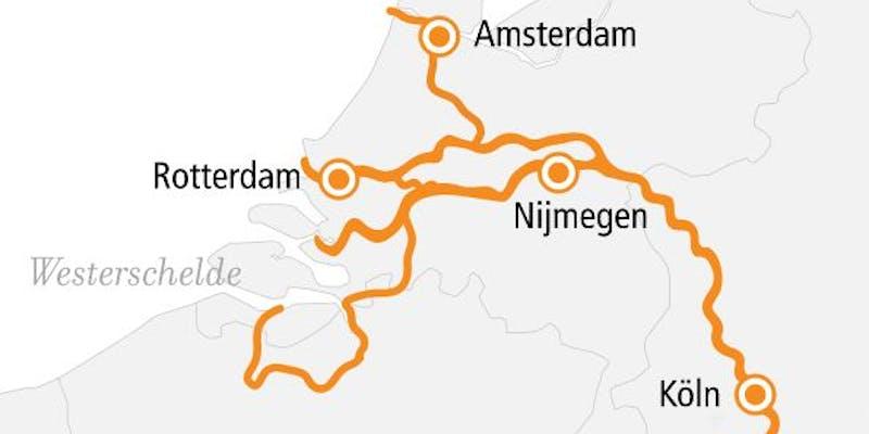 Rhein Niederlande