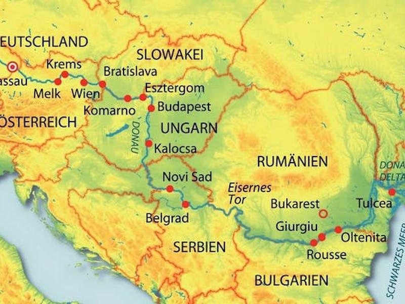Bezaubernde Donau (isa175)