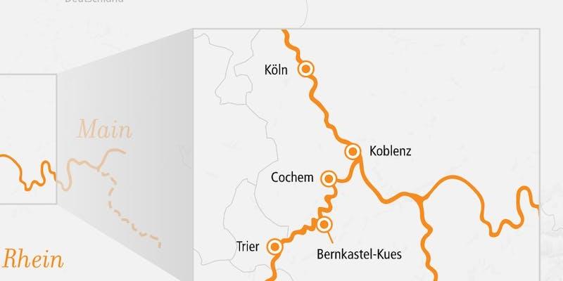 Rhein Schokoladenerlebnis